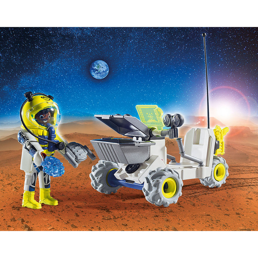 Playmobil - 9491 Space Rover