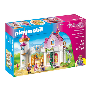 Playmobil - Royal Residence Play Set