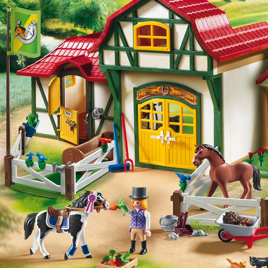 Playmobil - Horse Farm Play Set