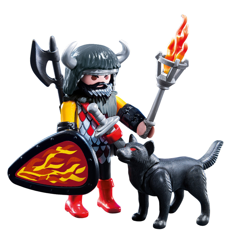 Playmobil - 5385 Wolf Warrior Figure