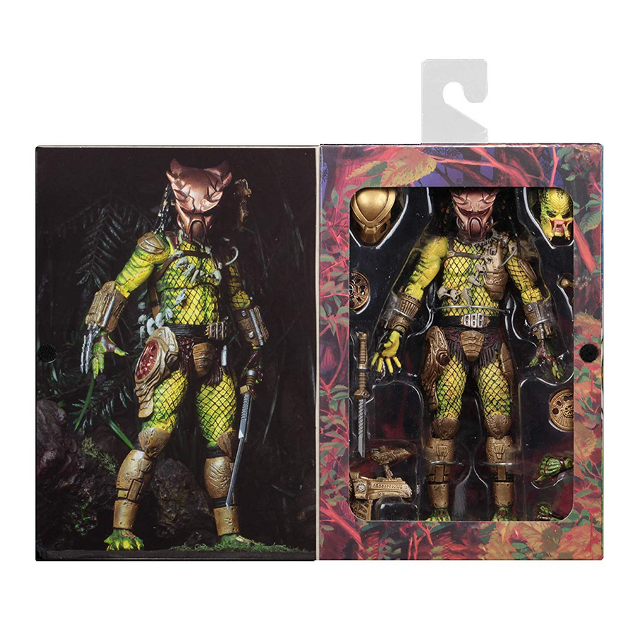 Predator - Elder: The Golden Angel Ultimate Edition Action Figure