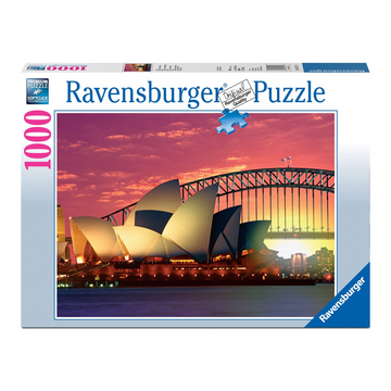 Ravensburger - Opera House Harbour Puzzle 1000pc
