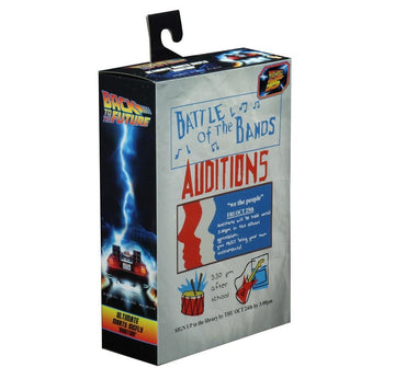 Back to the Future BTTF - Marty McFly 1985 Audition 7