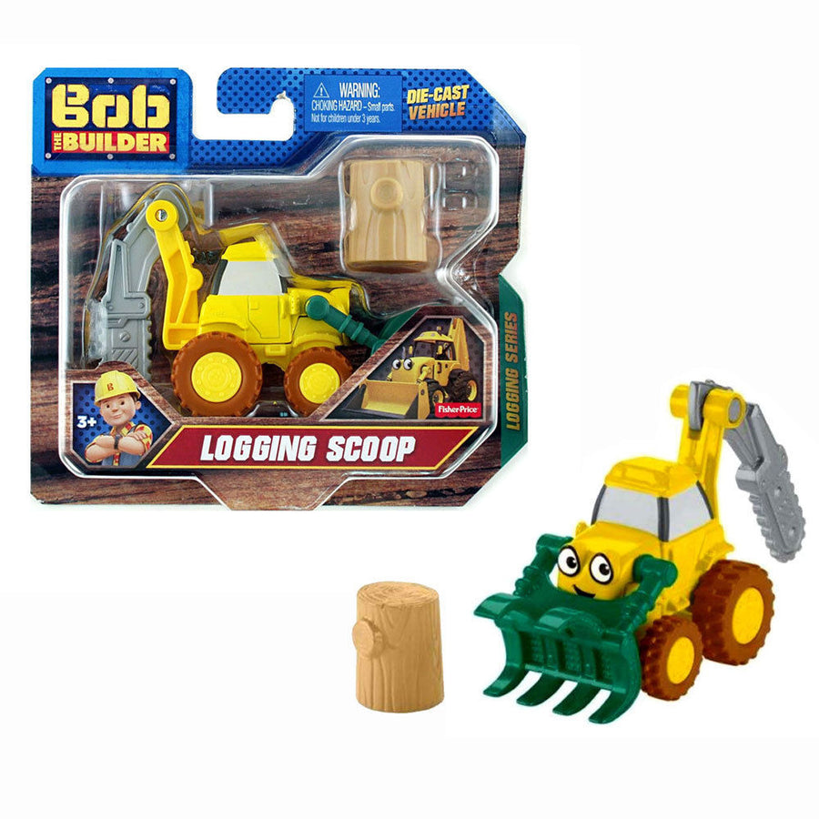 Bob the Builder - Logging Scoop