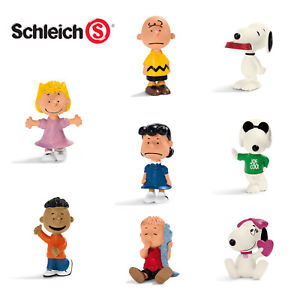 Schleich - Snoopy Figures - single
