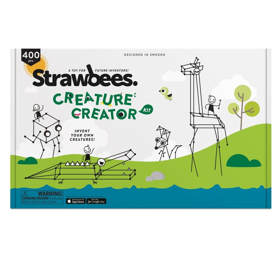 Strawbees Creature Creator Kit
