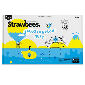 Strawbees Imagination Kit