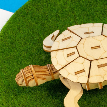 Kigumi - Sea Turtle Puzzle
