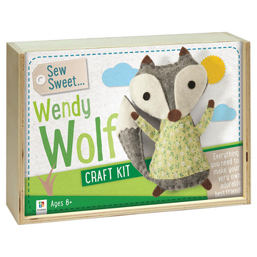 Sew Sweet Craft Kit Felt Friends