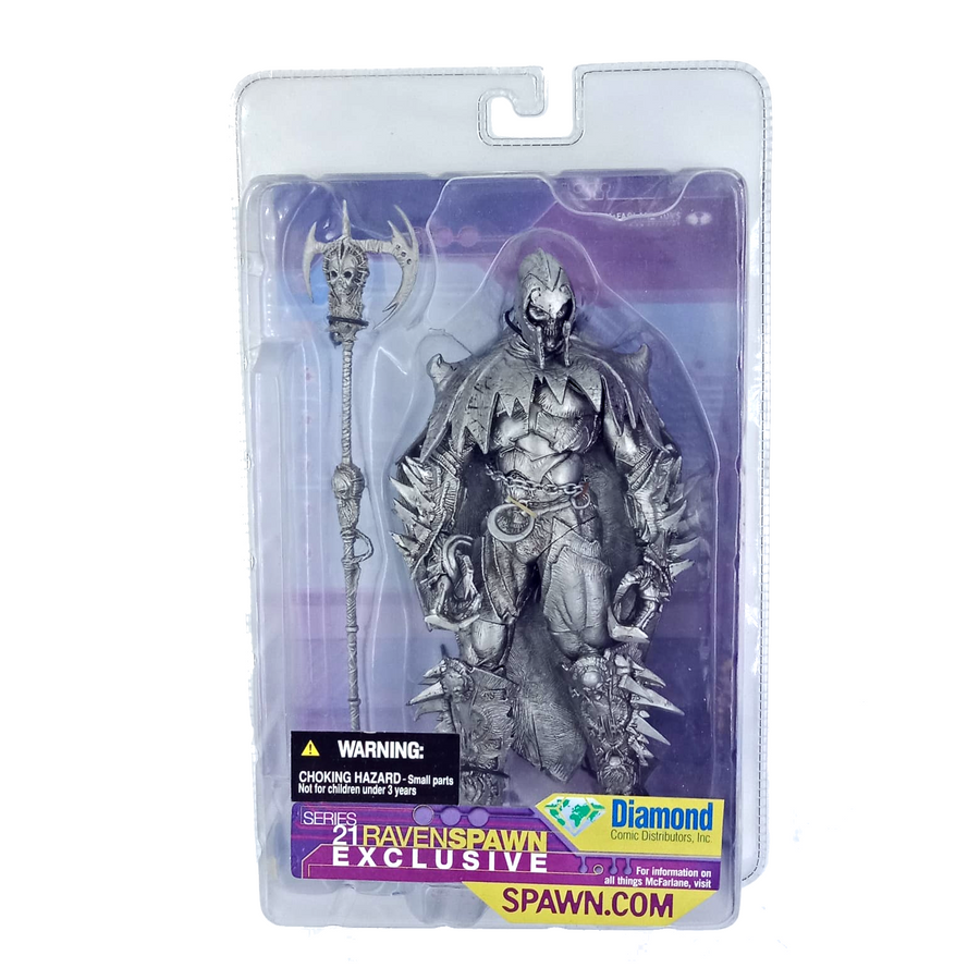 Diamond Exclusive - Raven Spawn Series 21 (2002)
