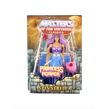 Masters of the Universe Classics (MOTUC) Spinnerella