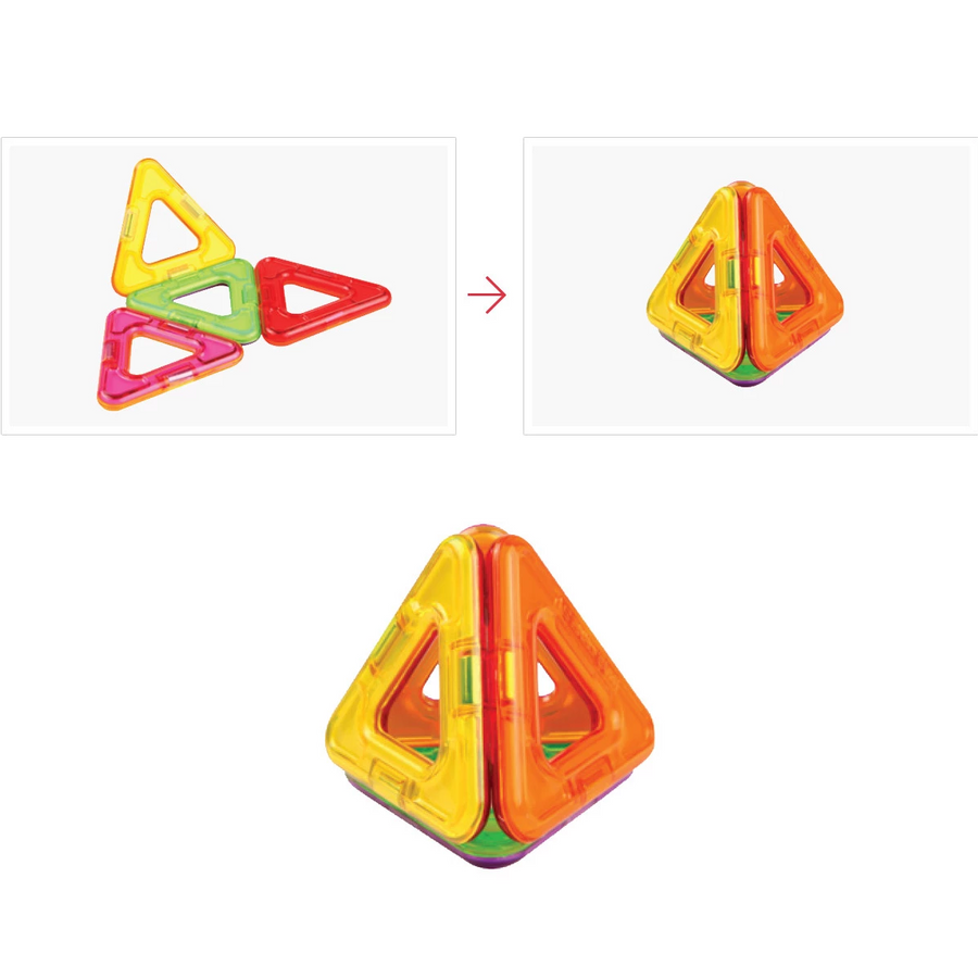 Magformers Triangles 8 Set
