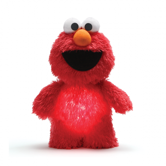 Sesame Street - Elmo Glow Pal Soft Toy