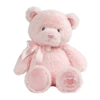 Gund - My First Teddy Pink