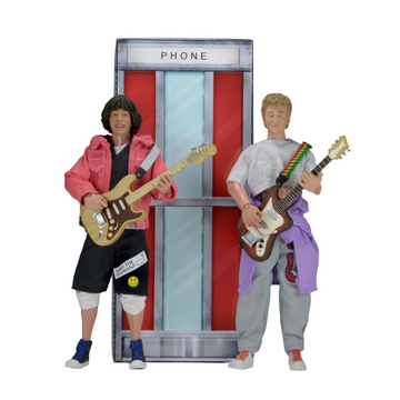 Bill & Ted's Excellent Adventure - Wyld Stallyns