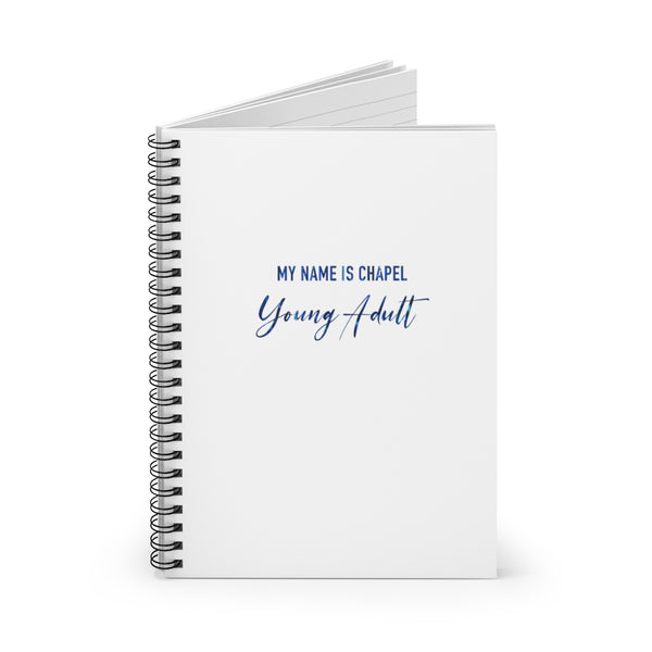 Young Adult Spiral Notebook