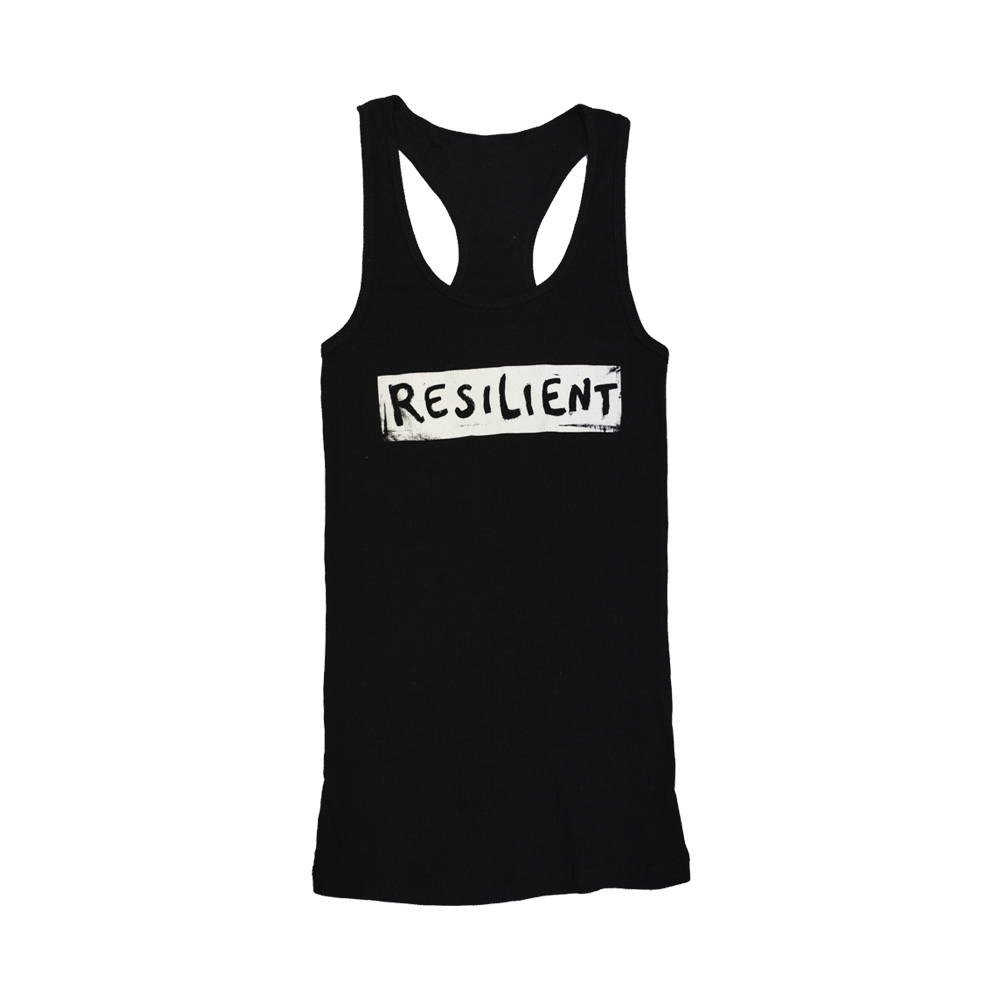Resilient Tank - Black