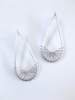 Droplet Arc Earrings
