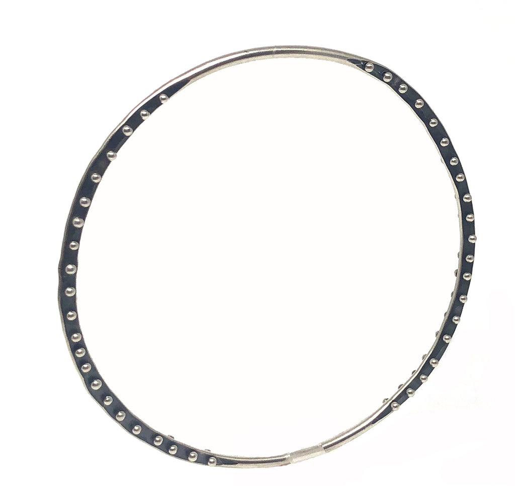 Double Crescent Bangle