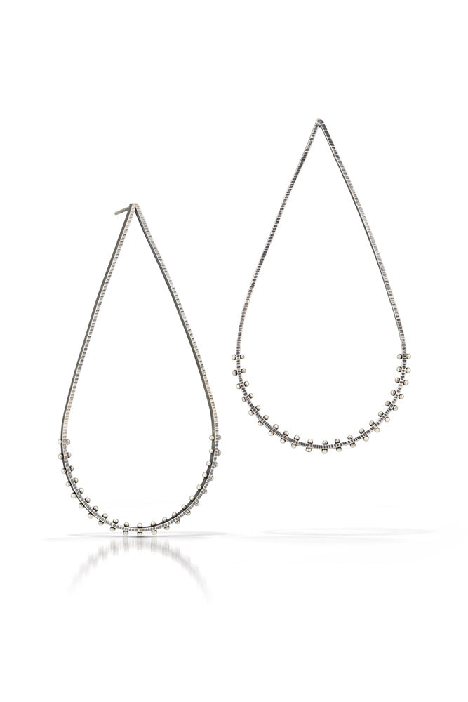Droplet Dot Earrings