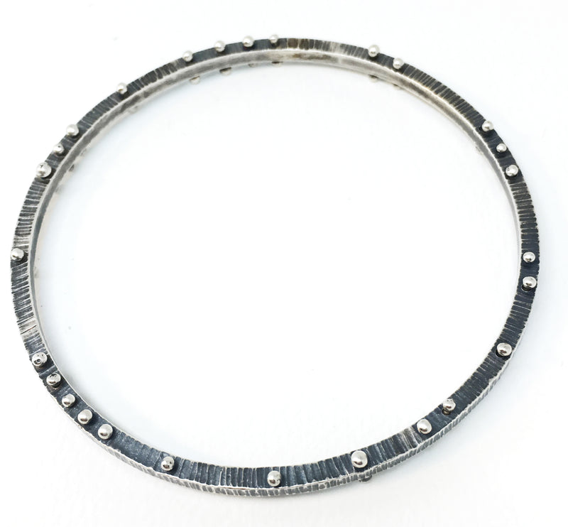 Scattered Dot Bangle