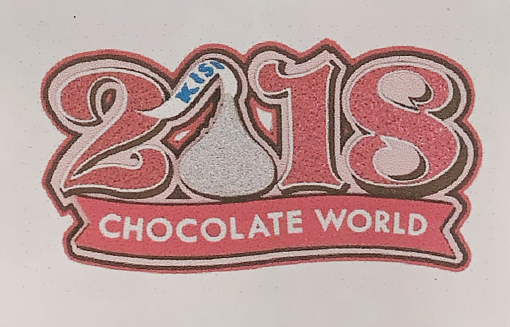 Chocolate World 2018 PINK - LAST CHANCE!
