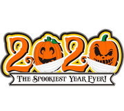2020 - Spookiest Year Ever! Title