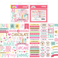 Doodlebug Made With Love Chit Chat