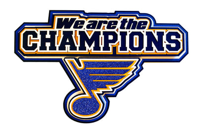 We Are The Champions - Blues