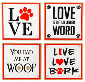 Best Friends FUR EVER - Word Squares