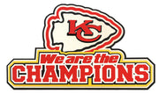 We are the Champions - Chiefs