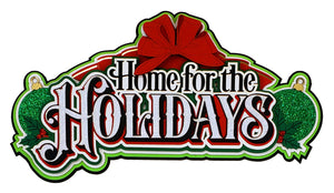 Home for the Holidays Title