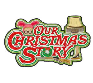 Our Christmas Story Title