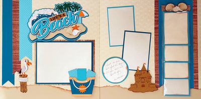 Life's a Beach Page Kit