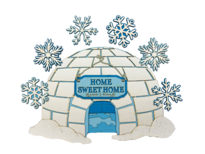 PRE ORDER Home Sweet Home Igloo