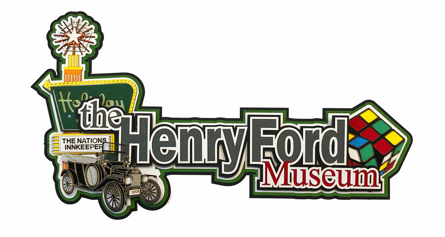 Ford Museum Title