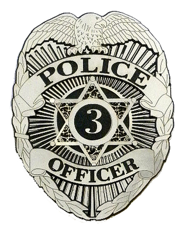 Police Officer's Badge