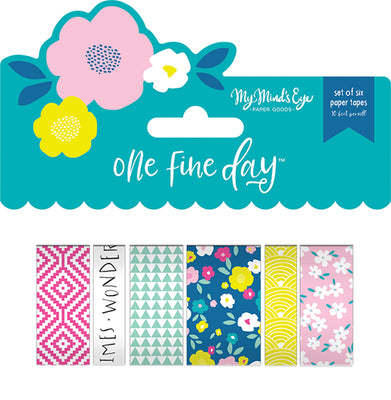 My Mind's Eye - One Fine Day Washi Tape