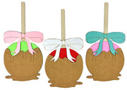 Caramel Apple Trio