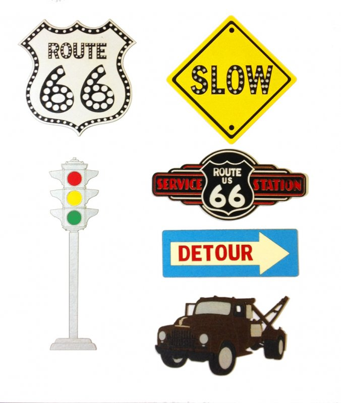 Cars - Sign Minis
