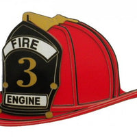 Firefighter's Helmet