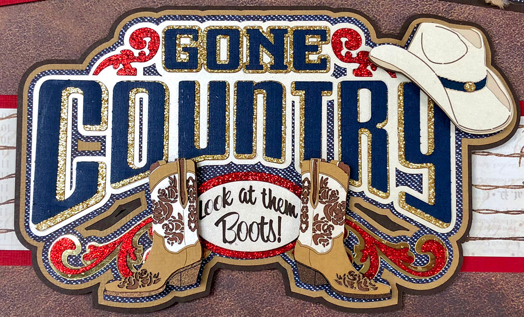Gone Country Title