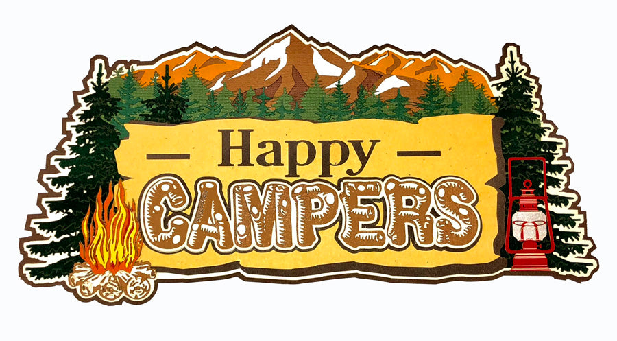 Happy Campers 2019