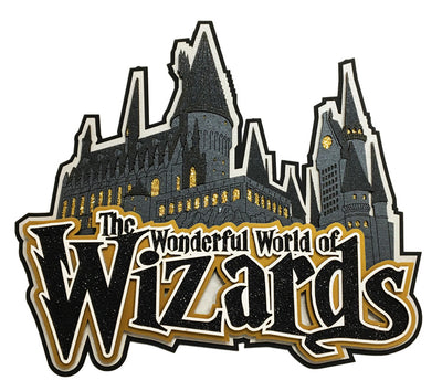 Wizard Castle Black