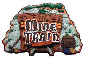 Mine Train Madness Title