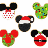 Mousy Christmas Cookies