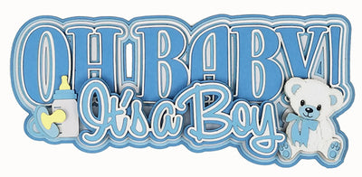 Oh Baby! It's a Boy Title