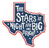 Stars Are Bright Texas Title