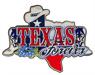 Texas Forever Title