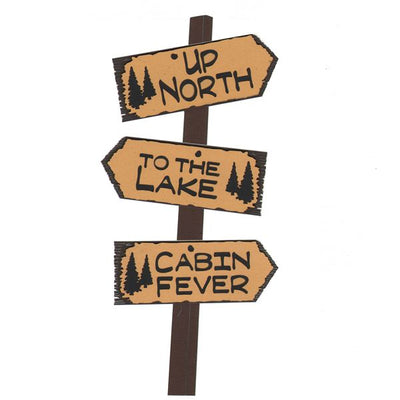 Up North Trail Signs